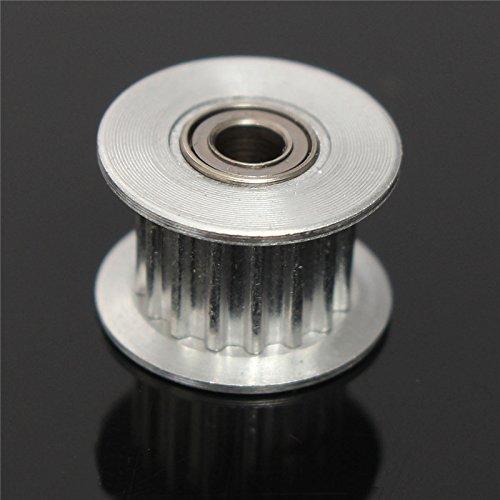 ILS-16T-20T-GT2-en-aluminium-Timing-Poulie-dentranement-avec-sans-dents-pour-le-bricolage-imprimante-3D