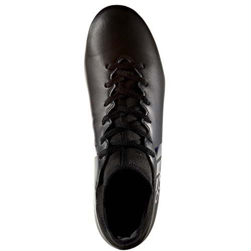 adidas Herren X 17.3 Fg Fußballschuhe, Weiß Schwarz (Core Black/core Black/utility Black)