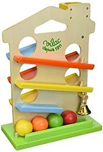 vilac 2468 maison des boules jouets en bois jeux et jouets. Black Bedroom Furniture Sets. Home Design Ideas