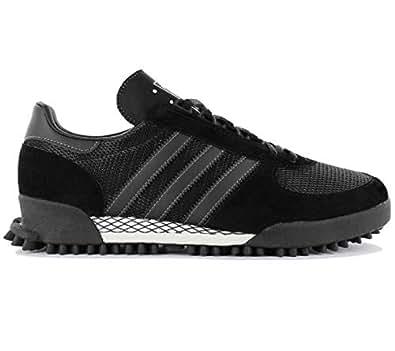 adidas Originals Marathon TR, Core Black-Carbon-Chalk