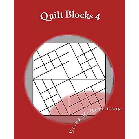 Quilt Blocks 4: Even More Stained Glass Patterns: Volume 4
