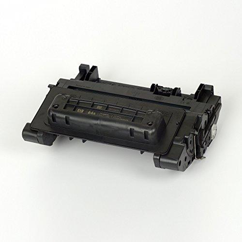 HP 64A (CC364A) Schwarz Original Toner für HP Laserjet P4015, HP Laserjet...