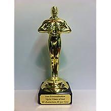 Trophy Showroom - Trofeo, diseño de Oscar, 178 mm, personalizable