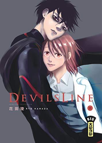 DevilsLine, tome 11 par Ryo Hanada