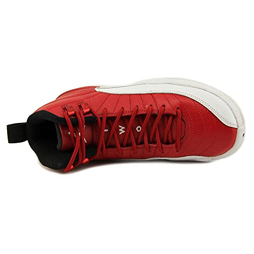 Nike Herren Air Jordan 12 Retro Bg Basketballschuhe Rojo (Rojo (gym red/white-white-black))