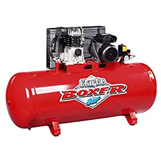 Clarke Boxer 14 CFM 200 Litre Belt Driven Air Compressor 230 volt