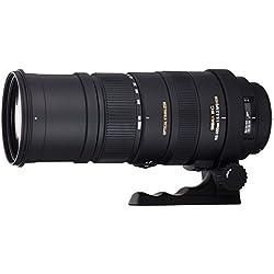 Sigma Objectif 150-500 mm F5-6,3 DG APO OS HSM - Monture Sigma