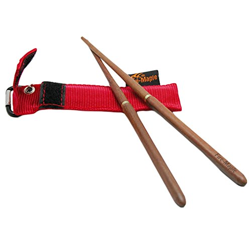 41SFtMvnPWL. SS500  - TwinkBling Portable Chopsticks Foldable Wooden Chopsticks for Camping Hiking with Pouch