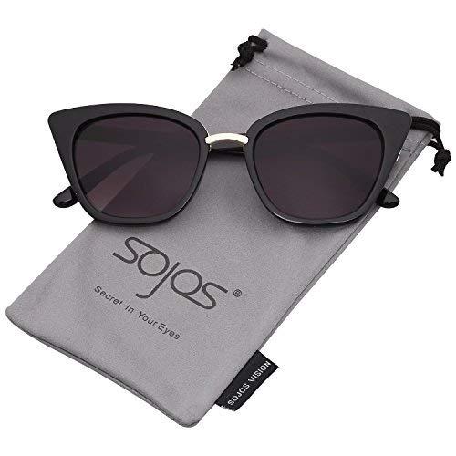 Sobre SojoS Sojos adora el sol, la belleza natural y, por supuesto - los ojos hermosos. Diseñamos cada una de nuestras gafas con comodidad, ánimo y espiritualidad en la mente para adaptarlas a su estilo de vida. Nuestro nombre se inspiró en el 'secre...