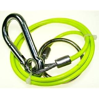 leisure MART Wohnwagen Abreißseil mit Split Ring fluoreszierend PT Keine. lmx726