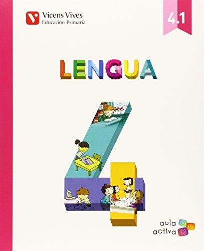Lengua 4 (41 - 42 - 43) aula activa