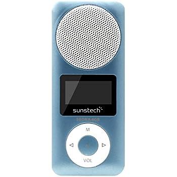 Sunstech Sedna Lecteur MP3 Bleu