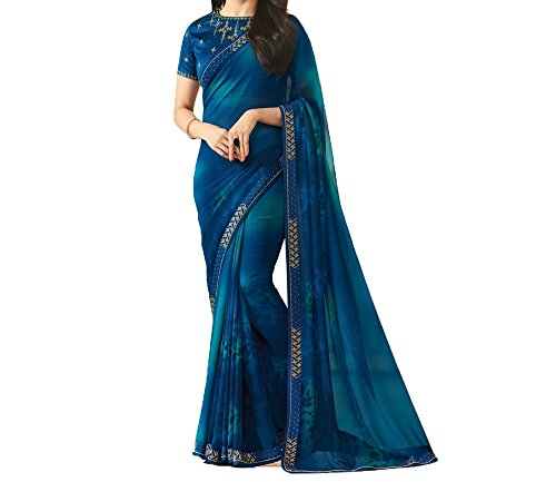 Macube Sarees for Women Latest Design Georgette Sarees New Letest Collection 2018...