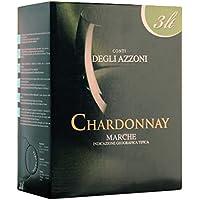 Conti Degli Azzoni - Vino Chardonnay - 2012-1 Cartone da 3 l