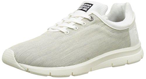 G-star Raw Damen Grount Sneaker Weiß (bianco 110)