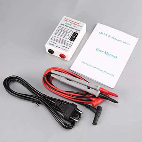 GJ2C Spannung LED LCD TV Bildschirm Hintergrundbeleuchtung Tester Meter Lampe Streifen Bead Light Board Test Repair Tool Ausgang 0~320 V EU Stecker