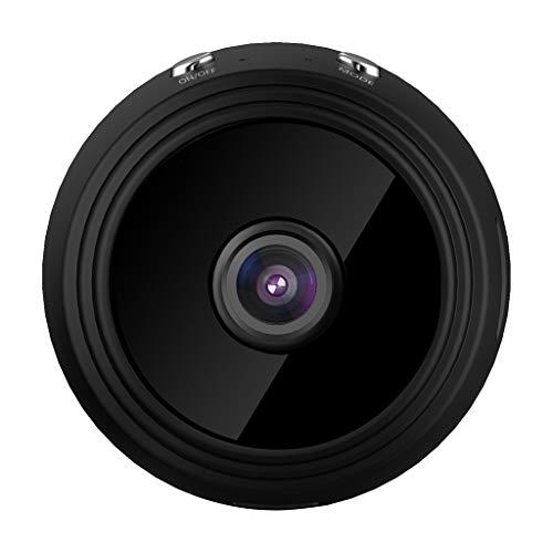 A9 Mini Full HD 1080P Kamera, Wireless WiFi Mini WLAN Überwachung Kamera Kindermädchen-Kamera mit Wifi Sicherheit Nachtsicht Motion 32G TF-Karte für Zuhause/Schlafzimmer/Android(Mini Kamera)