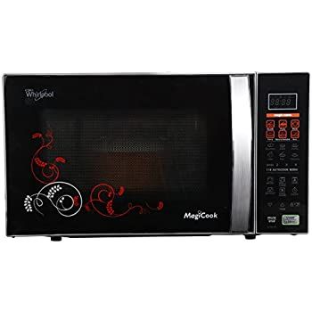 Whirlpool 20 L Convection Microwave Oven (Magicook Elite-20L, Sparkling Silver)