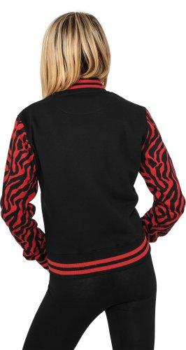 Urban Classics Damen Jacke Rot