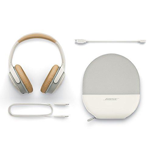 Bose ® SoundLink around-ear kabellose Kopfhörer II weiß - 4