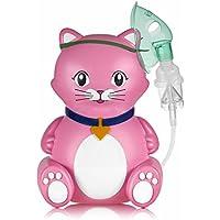 Preisvergleich für Only for Baby Lovely Kitten Inhaliergerät Katze Kinder Inhalator Aerosol Therapie Vernebler Inhalation Kompressor...