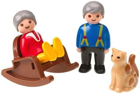 Grande Maison Playmobil - Playmobil - 6722 - La Maison Traditionnelle