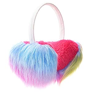 Gifts Treat Paraorecchie Paraorecchie per ragazze in peluche design carino 9 spesavip