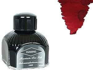 Diamine Refills Oxblood Bottled Ink 80Ml Dm7079