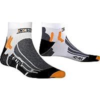 X-Bionic 76926 - Calcetines de ciclismo para hombre, tamaño 45-47, multicolor