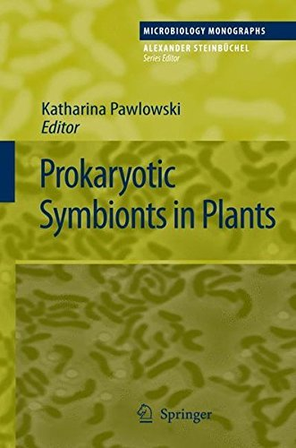 Prokaryotic Symbionts in Plants (Microbiology Monographs) (2009-06-29) par unknown