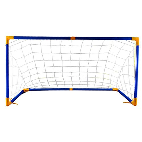 LEOO Tragbares Fußballtor - Pop-Up-Fußballtor - Tragbares Fußballnetz - In 2 Größen erhältlich (größe : 62x30x41 cm)