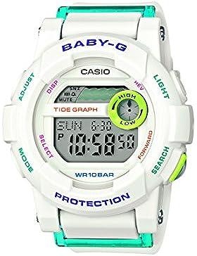 Casio Damen-Armbanduhr G-Shock Digital Quarz BGD-180FB-7ER