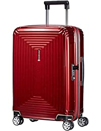 a6a1be0bd Amazon.co.uk  Red - Suitcases   Suitcases   Travel Bags  Luggage