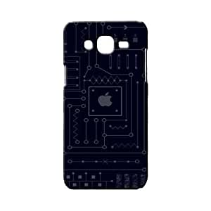 G-STAR Designer 3D Printed Back case cover for Samsung Galaxy E7 - G2050