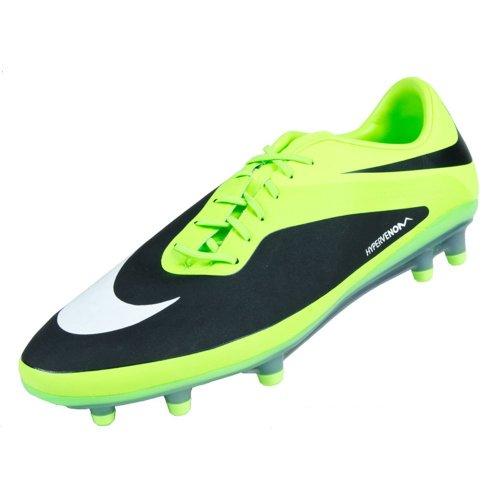 Nike 599075 690 Hypervenom Phatal Fg Herren Sportschuhe - Fußball flash lime-white-black (599075-310)