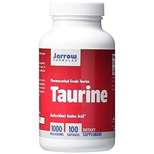 41SG8He7GoL. SS300  - Jarrow Taurine (1000mg, 100 Capsules)