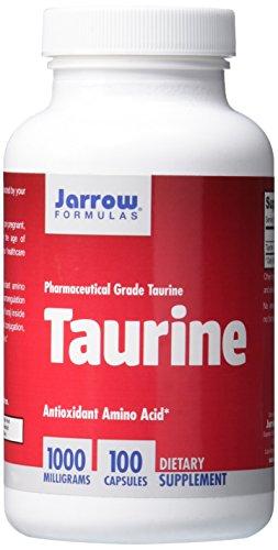 jarrow-formulas-taurine-1000-1000mg-x100caps-l-taurine