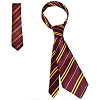 School Fancy Dress Costume Accessories (Glasses, Tie, Scarf, Braces & Wand) (Tie)