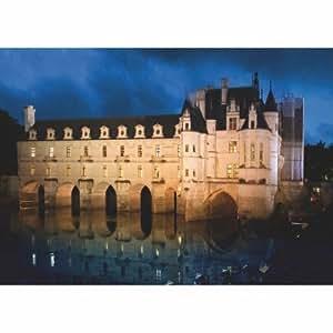 Puzzle 1000 pièces - Château de France - Château de Chenonceau