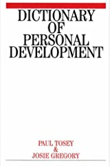 Dictionary of Personal Development Paperback