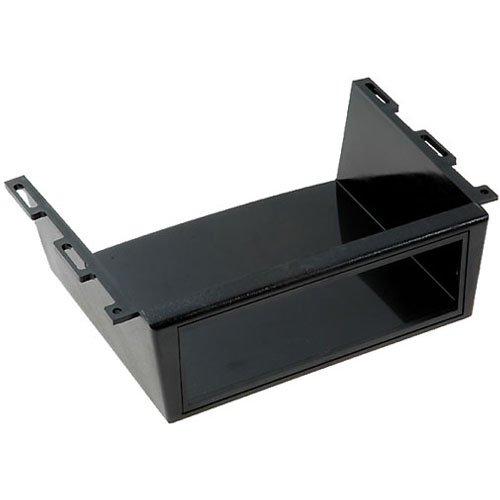 Auto LKW / KFZ Unterbauhalterung Unterbaukonsole Radio Unterbaugehäuse Radiogehäuse Blende DIN 1 für Autoradio
