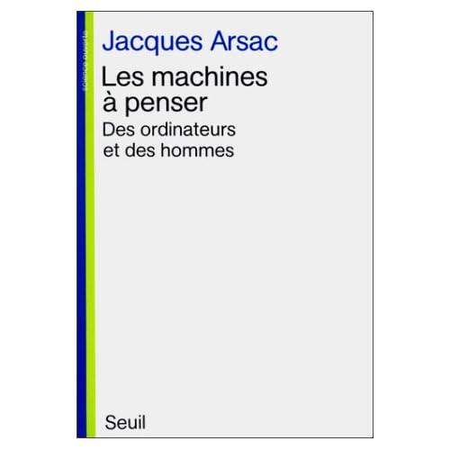 Les machines à penser