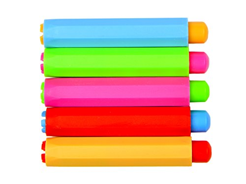 5 Pcs Chalk Holders Kreidehalter Kreiden Halter Schutzer Schutzhülle Plastik