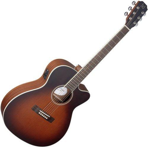 James Neligan Elektro-Akustikgitarre EZR-OMCFI Ezra Series