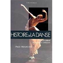 HISTOIRE DE LA DANSE EN OCCIDENT. Tome 2, Du romantique au contemporain