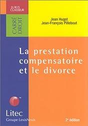 La prestation compensatoire et le divorce