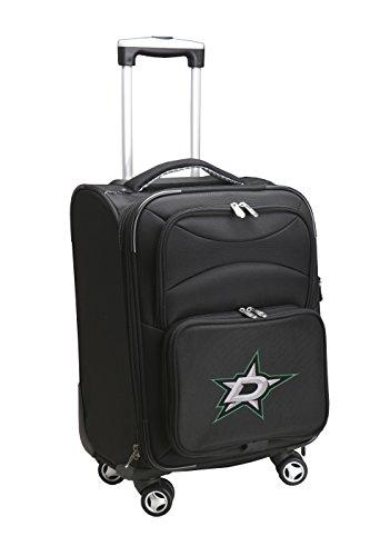 nhl-domestic-equipaje-de-mano-spinner-508-cm-negro-negro-5080-cm