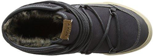 Roxy Ladies Darwin Boots Grigio (carbone Di Legna)