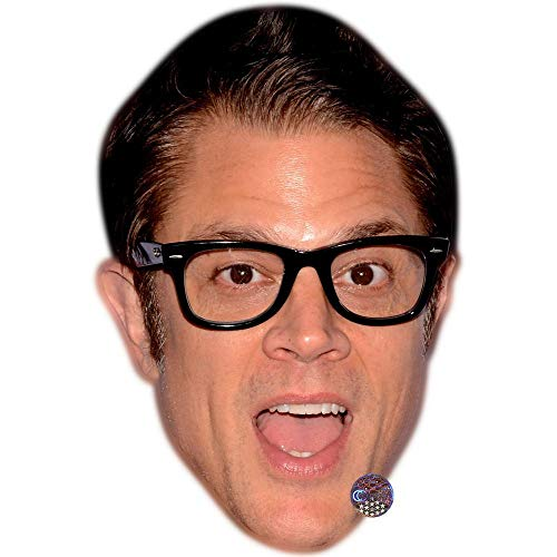 Celebrity Cutouts Johnny Knoxville Big Head.