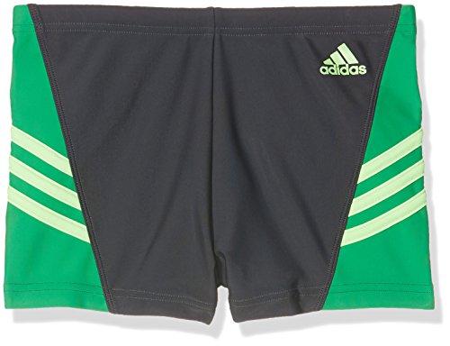 adidas Herren Inspiration Badehose Utility Black/Green/Unity Blue